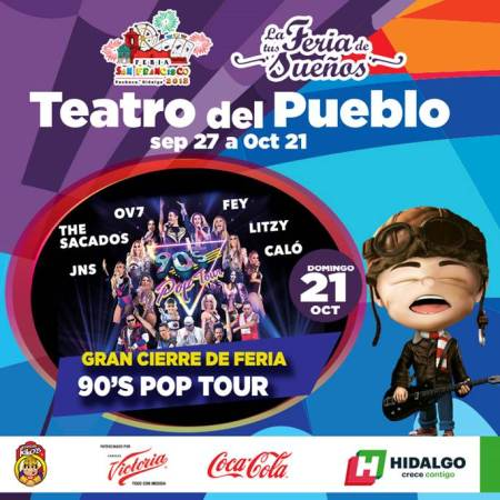 Teatro del Pueblo 21 de octubre