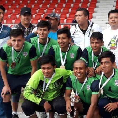 Tiburoncitas y Mineros se proclaman campeones del Torneo de Futbol de la Feria San Francisco 2018