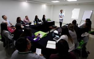 UAEH fue sede de talleres para internacionalizar la formación educativa5