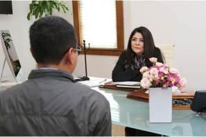 Victoria Ruffo encabeza audiencia pública del DIF Hidalgo para apoyar a la población