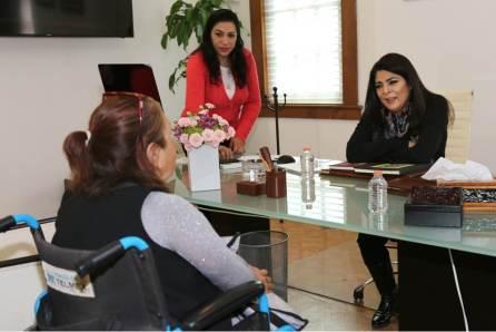 Victoria Ruffo encabeza audiencia pública del DIF Hidalgo para apoyar a la población4