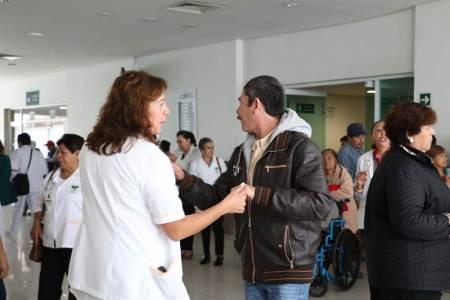 Voluntariado realiza evento cultural en el HGZMF NO.1 del IMSS Hidalgo