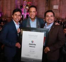 Zimapán recibe denominación como el 6° Pueblo Mágico de Hidalgo1
