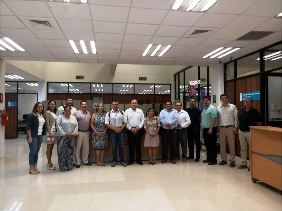 Académicos de la UTMiR evalúan Modelo BIS de la Universidad Tecnológica de la Riviera Maya2