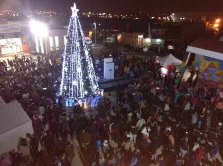 Alistan encendidos de árbol y programas navideños del 1 al 4 de diciembre en Mineral de la Reforma2