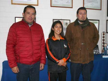 Alumna de UAEH representará a Hidalgo en Olimpiada Nacional de Biología