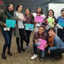 Alumnas de la UTSH asisten al Seminario Internacional de Tecnología y Liderazgo en Portland, Estados Unidos 2