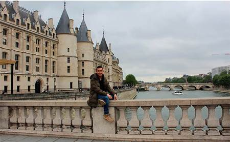Alumno de la UAEH comparte su experiencia de intercambio internacional