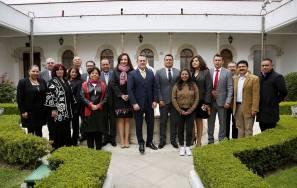 Alumnos de Escuela Normal de Chalco podrán hacer intercambio en UAEH 2