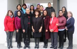 Araceli Velázquez Ramírez toma posesión como directora general de la Ciudad de las Mujeres2