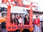 Arrancan actividades del mes naranja en Mineral de la Reforma1