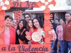 Arrancan actividades del mes naranja en Mineral de la Reforma2
