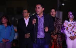Arrancan con éxito actividades del Festival de Día de Muertos en Pachuquilla2