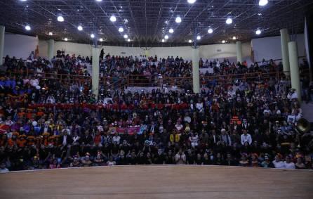 Arrancan con éxito actividades del Festival de Día de Muertos en Pachuquilla4