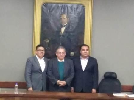 Asumirá Abel Luis Roque López titularidad de la Secretaría de Servicios Legislativos