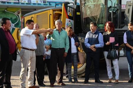 Ayuntamiento de Tizayuca incrementa su maquinaría para la Secretaría de Obras Públicas2
