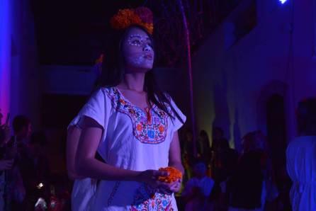 """Celebra UAEH a la muerte con espectáculo """"Cuatro cielos""""4"""