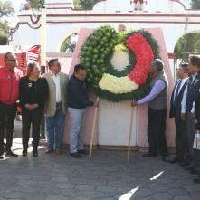 Celebran en Tizayuca el CVIII Aniversario de la Revolución Mexicana2