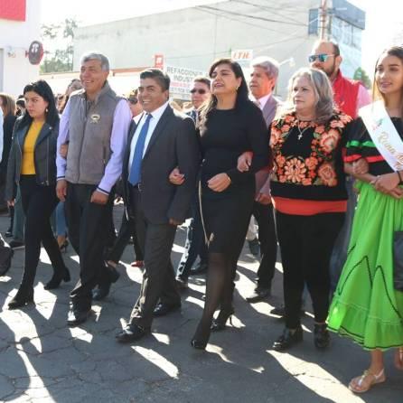 Celebran en Tizayuca el CVIII Aniversario de la Revolución Mexicana4