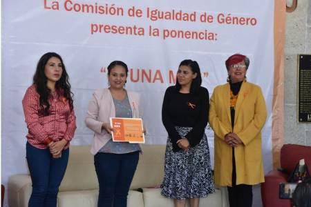 Comisión de Igualdad de Género pide en celebración del día contra la violencia a mujeres modificar patrones de usos y costumbres2