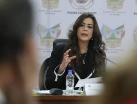 Comparece Secretaria del Trabajo y Previsión Social de Hidalgo ante LXIV legislatura local5