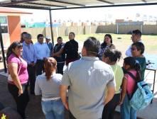 Conforman comité para la construcción de Techumbre en primaria del Fraccionamiento Villa Magna1