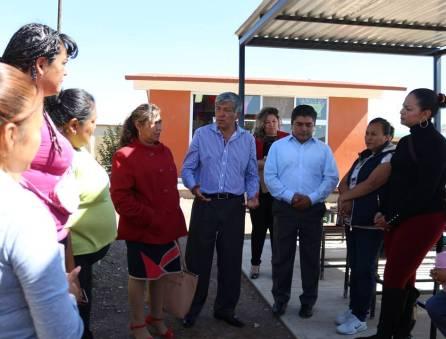 Conforman comité para la construcción de Techumbre en primaria del Fraccionamiento Villa Magna2