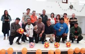Conmemora IMM con encuentro deportivo Día Internacional de la Erradicación de la Violencia Contra las Mujeres y las Niñas en Mineral de la Reforma3