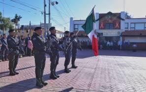 Conmemora Mineral de la Reforma, 1o8 Aniversario del Inicio de la Revolución Mexicana1