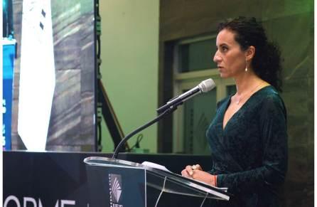 Consejera presidenta del IEEH presenta su segundo informe de actividades2