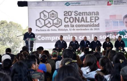 Contribuye CONALEP Hidalgo al bienestar colectivo con actividades sociales3