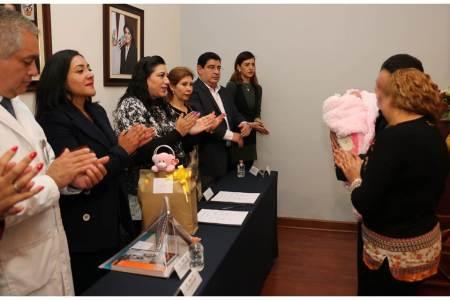 DIF Hidalgo concreta adopciones y hace valer derecho de niñas y niños para contar con una familia