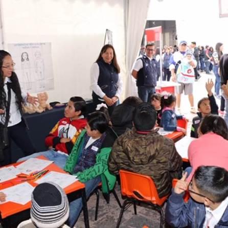 DIF Hidalgo presente en el 7° Festival Nacional del Conocimiento