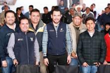 El trabajo mancomunado permite resultados para las familias de Hidalgo, Israel Félix Soto5
