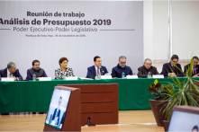 En unidad, Hidalgo trabaja para construir un presupuesto 2019 responsable3