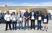 Entregan estímulos y reconocimientos a policías estatales de Hidalgo destacados3