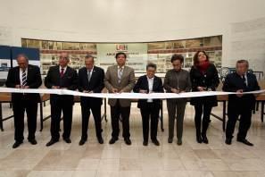 Exhiben 90 años de Funerarias Arriaga en Archivo General UAEH2