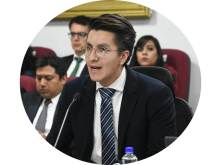 Falta presupuestal solo permite auditar 10 de 84 municipios, reconoce titular de la Secretaría de la Contraloría César Román Mora Velázquez5