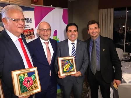 "Gana Hidalgo Premio Internacional ""Pasaporte Abierto"""
