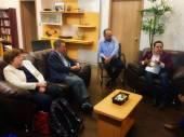 Genera Hidalgo vínculos institucionales con la Universidad Libre de Bélgica1