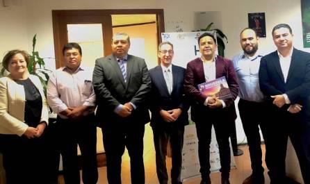 Genera Hidalgo vínculos institucionales con la Universidad Libre de Bélgica3