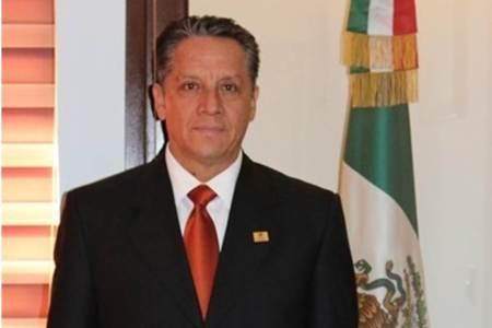 Gerardo Vázquez Alatriste es designado delegado en Hidalgo de la PGR