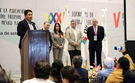 Hidalgo es reconocido a nivel mundial por sus avances en materia de salud, precisó Marco Antonio Escamilla Acosta