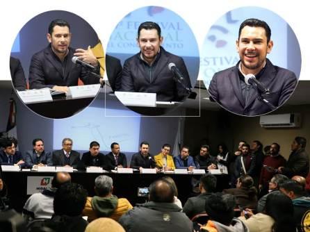 Hidalgo está listo para albergar al Séptimo Festival Nacional del Conocimiento4