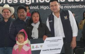 Hidalgo la entidad que mayores recursos del FAISE destina a la calidad y espacios de la vivienda1