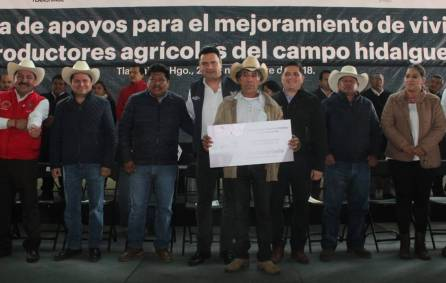 Hidalgo la entidad que mayores recursos del FAISE destina a la calidad y espacios de la vivienda3