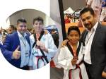 Hidalgo logra cuatro medallas en nacional deTKD3
