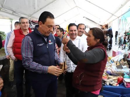 Hildago Mágico, recibe a miles de visitantes para el festejo del Xantolo1