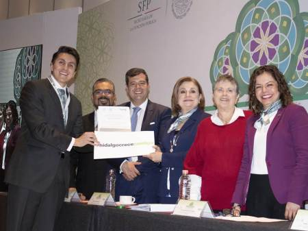 Huichapan ganador de mención honorífica en Premio Nacional de Contraloría Social2.jpg