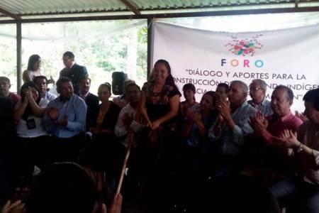 IEEH participa en Diálogos y aportes para la construcción de la agenda indígena